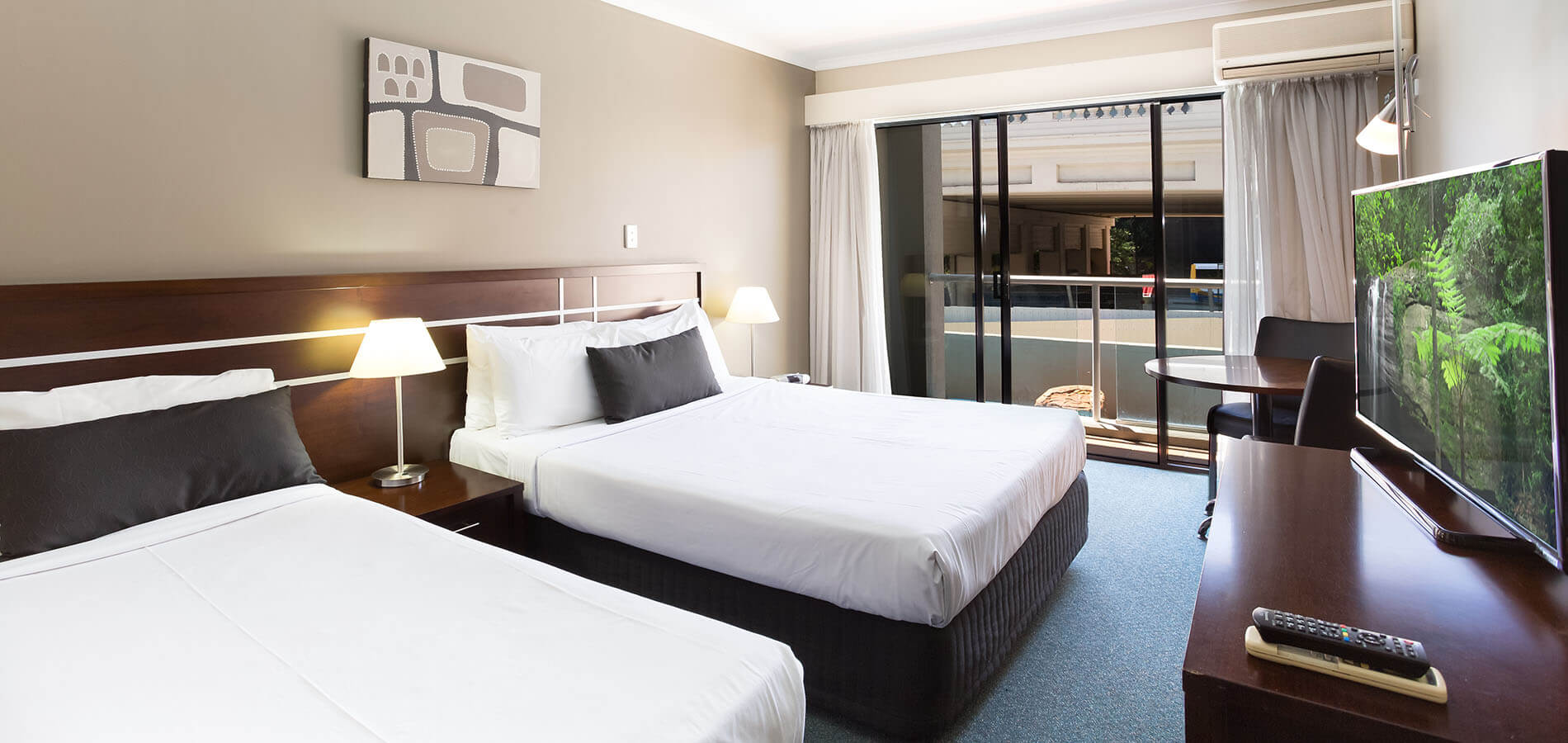 Standard Size Of A  Star Hotel Room